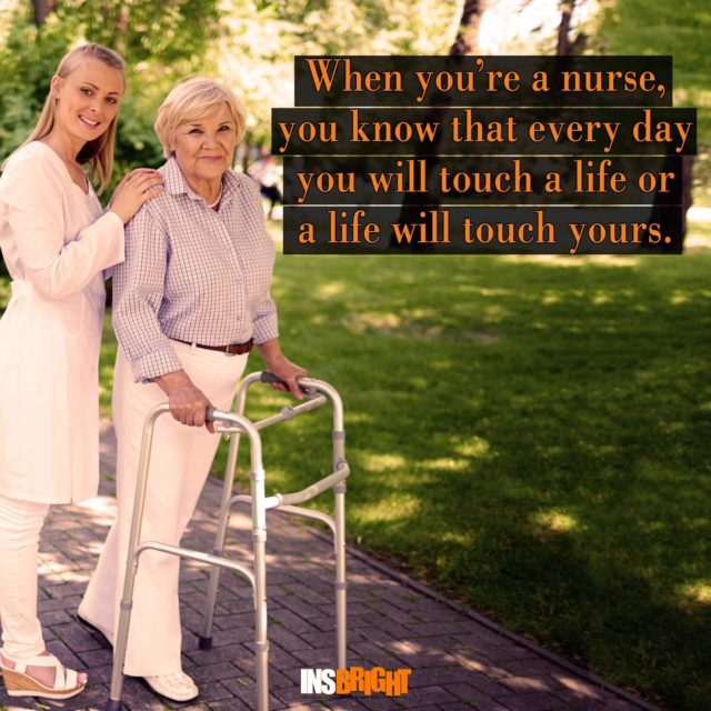 inspirational nursing quote