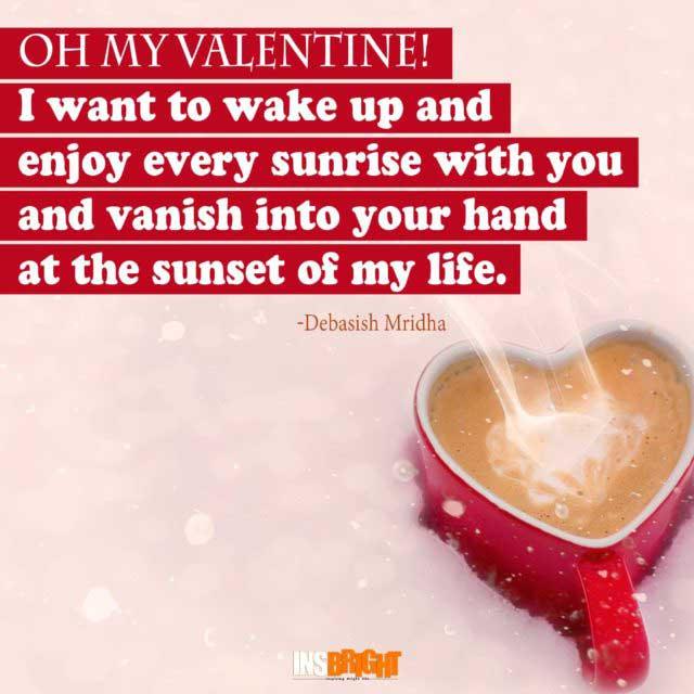 oh my valentine quotes