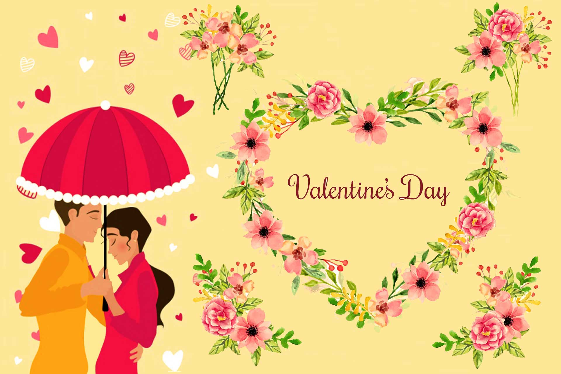 Cute Happy Valentines Day Quotes With Images For Him or Her ...