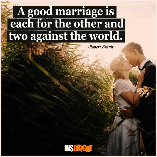 Inspirational Wedding Quotes And Sayings: Inspirational Marriage Quotes By Famous People With Images
