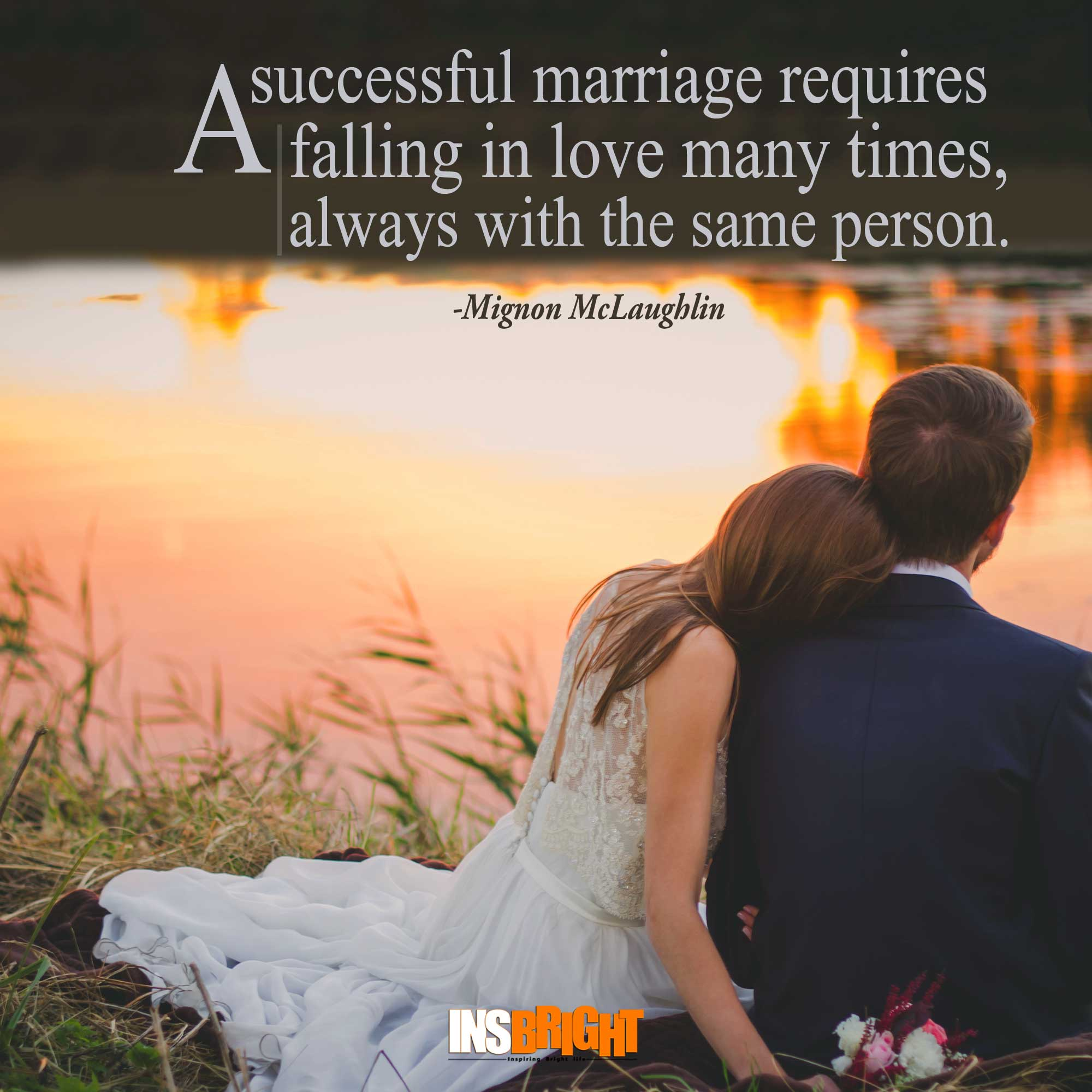 Inspirational Wedding Quotes Inspirational Marriage Quotesfamous People With Images  Insbright