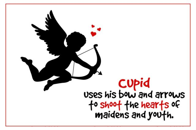 cupid meaning in valentine's day
