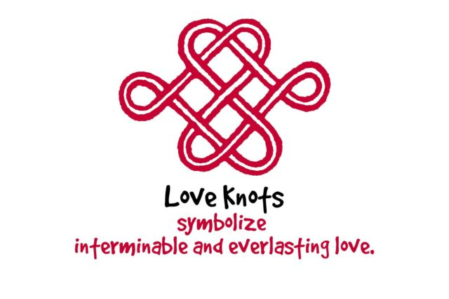 meaning of love knots in valentine day