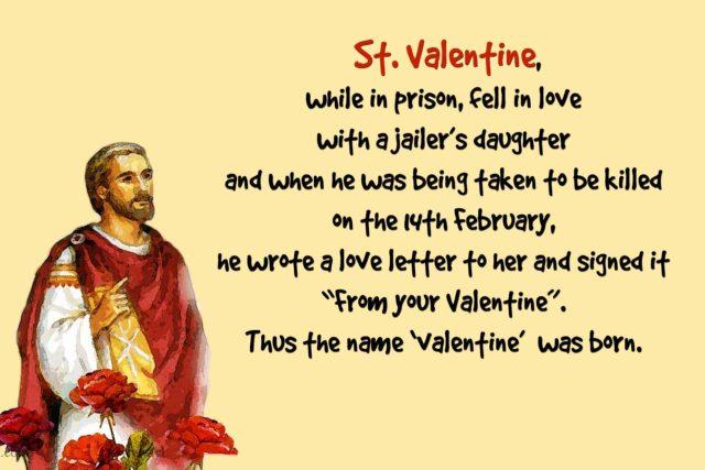 st valentine pictures