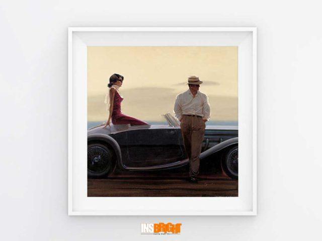 coastal drive painting
