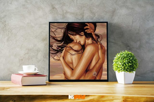 promise painting by art brokerage