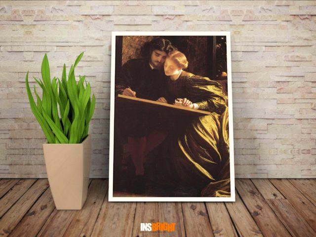 the painters honeymoon painting