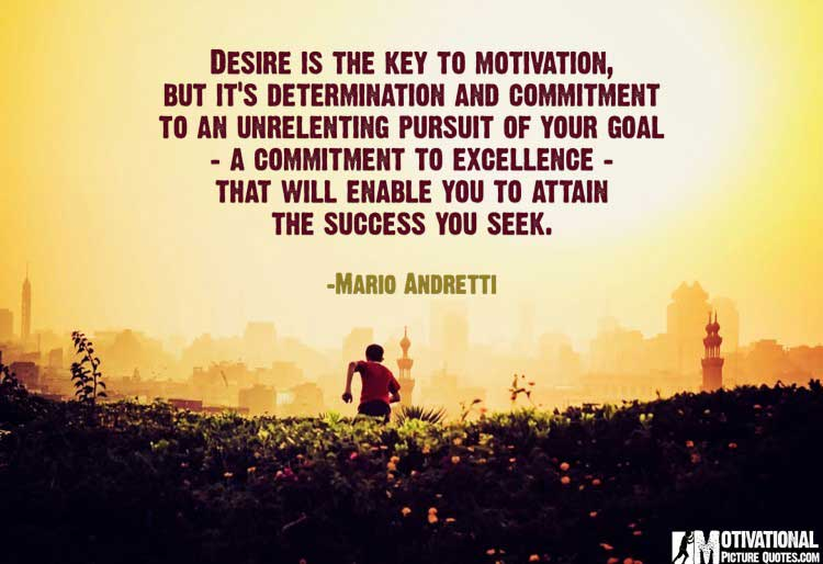 motivational quotes by Mario Andretti