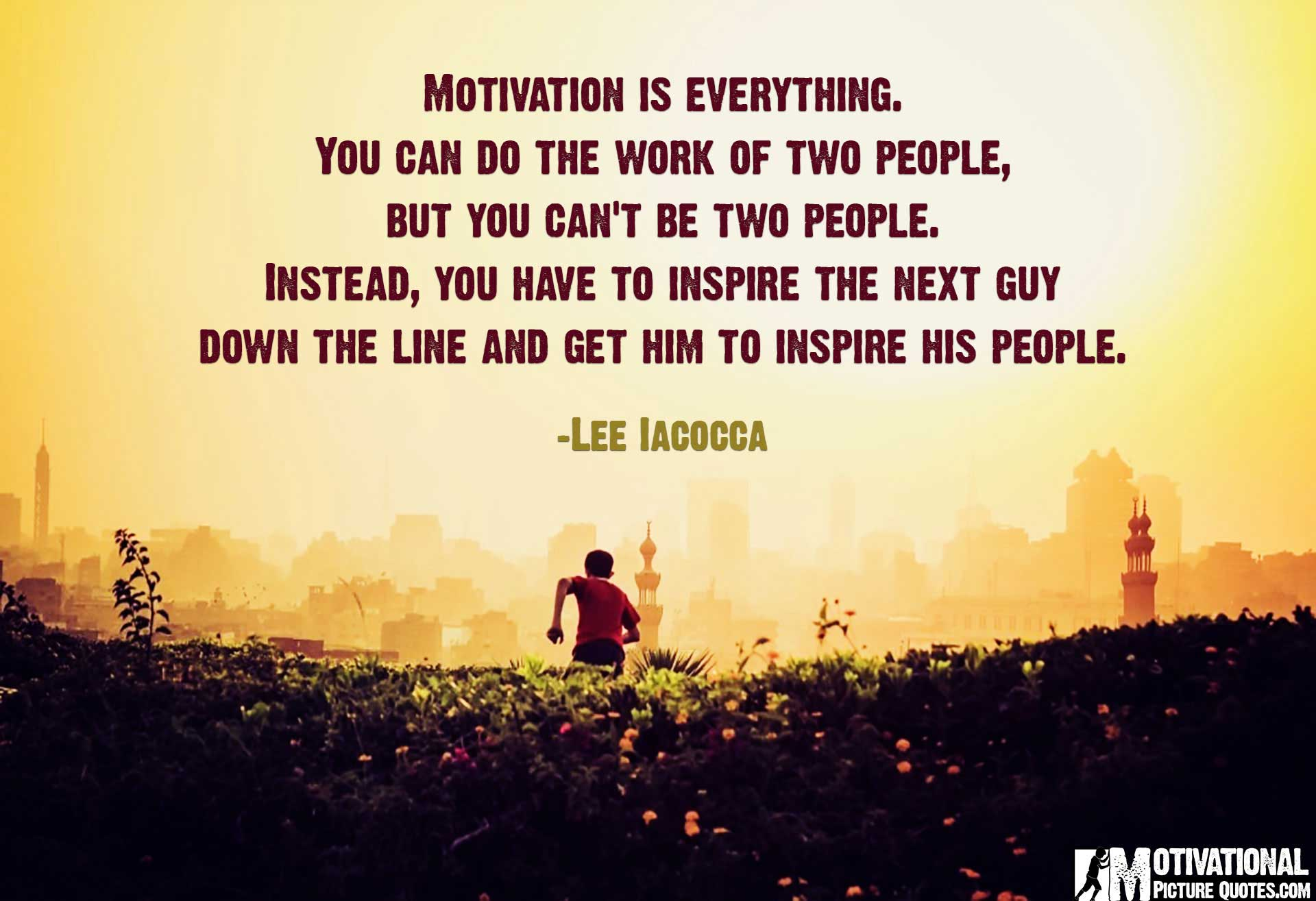 Lee Iacocca Inspirational Quotes About Motivation And Success