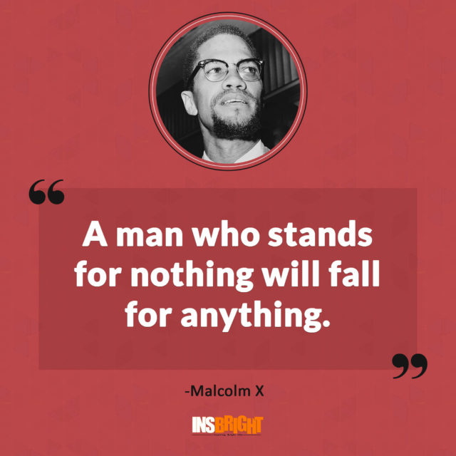 motivational malcolm x quotes