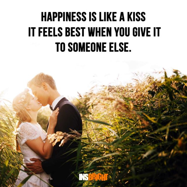 inspirational kiss quotes
