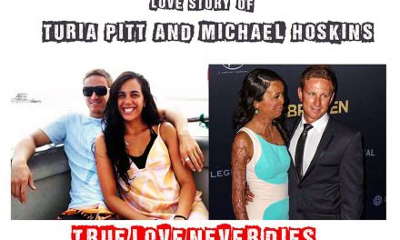 Michael Hoskin And Turia Pitt Story Proves True Love Never Ends
