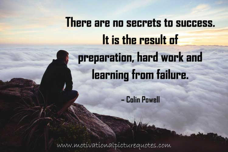 Inspirational quotes about failure by Colin Powell