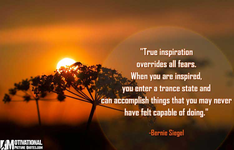 inspirational quotes by Bernie Siegel