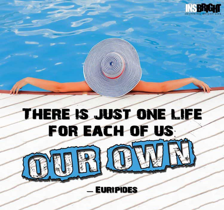 Be Yourself Quotes by Euripides