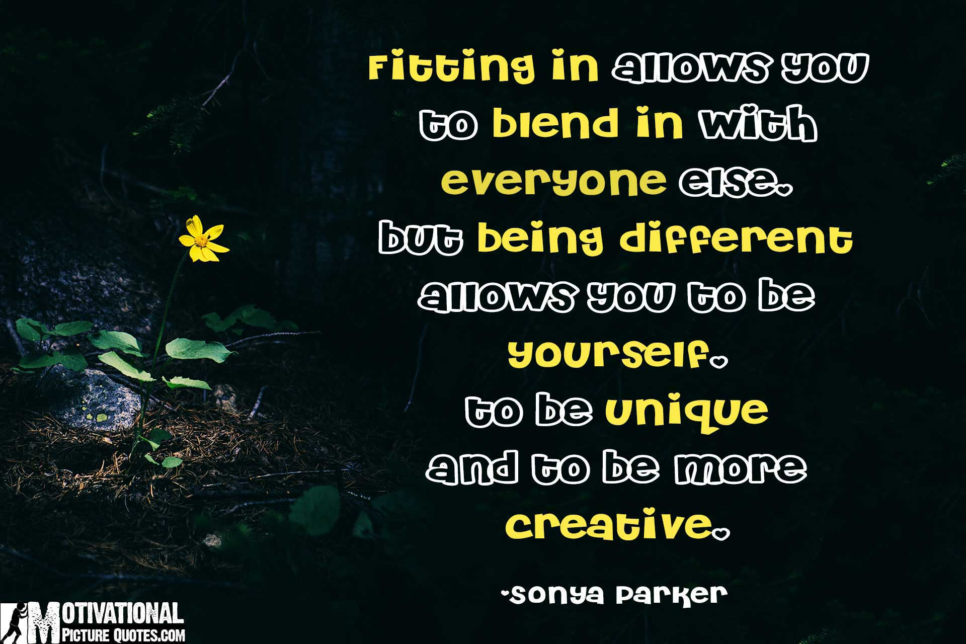 Being Different Quotes 30+ Being Different Qu...