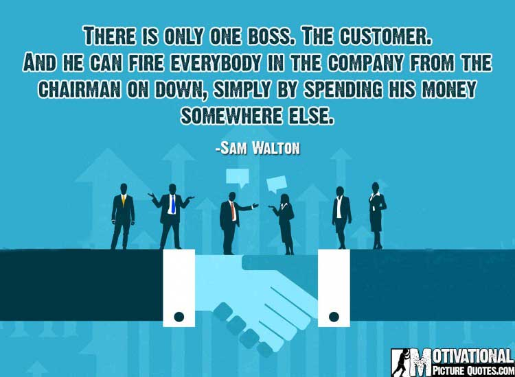best business quotes by Sam Walton