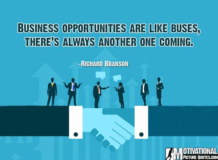 Richard Branson quotes business