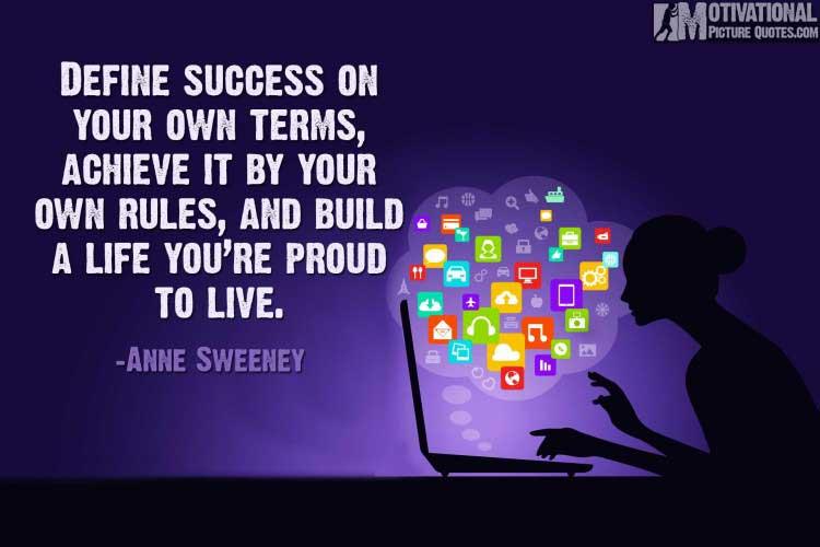 Inspirational Entrepreneurship Quotes by Anne Sweeney