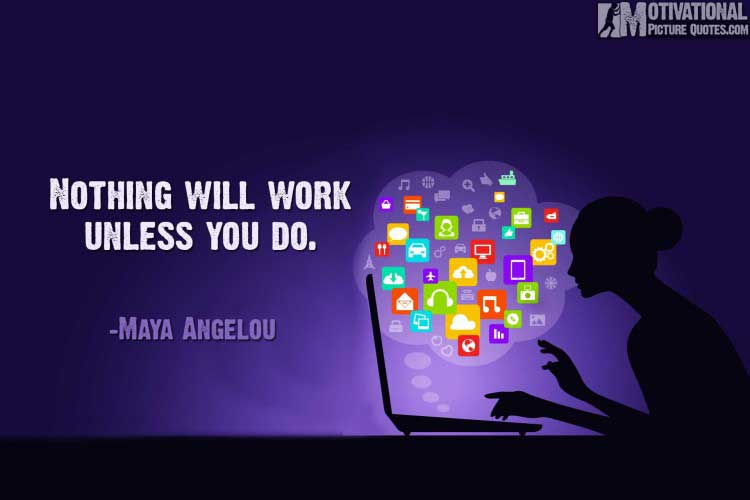 Motivational Women Entrepreneur Quotes by Maya Angelou