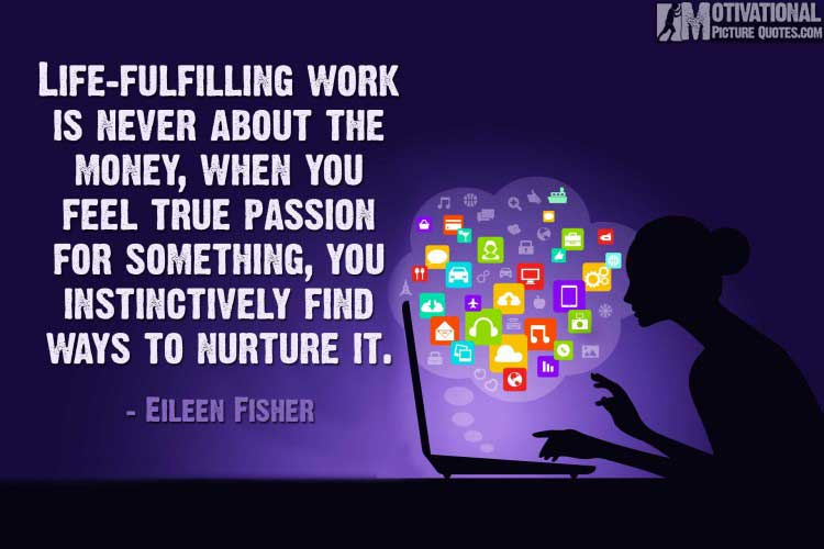business woman quotes by Eileen Fisher