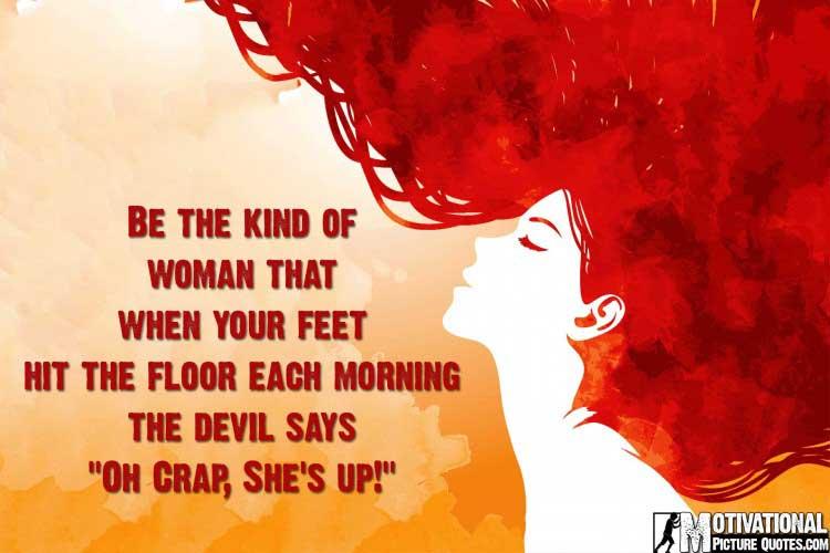 Motivational women empowerment quotes