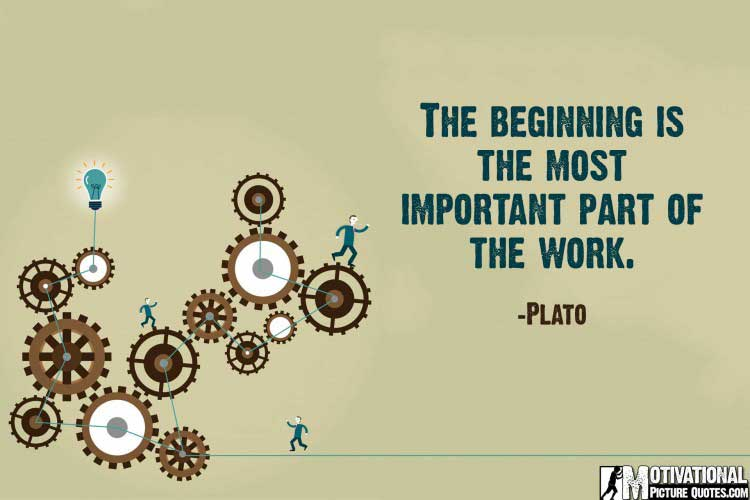 work quotes images by Plato