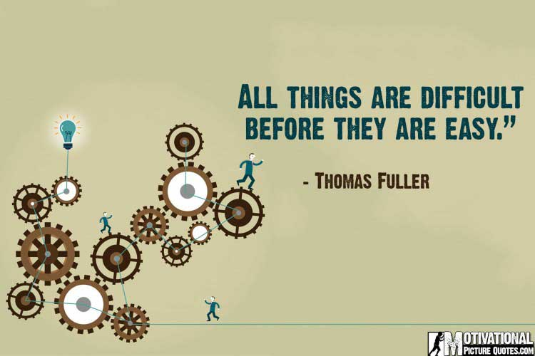 Thomas Fuller quotes on work