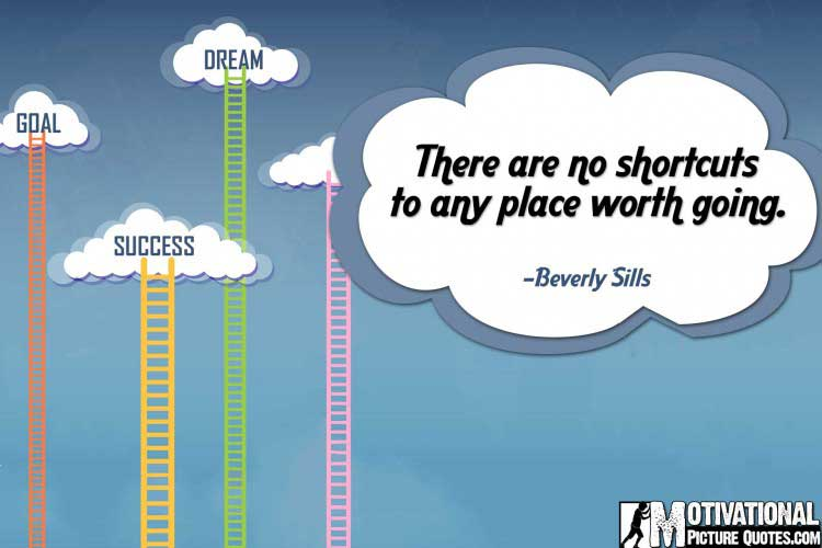 best career inspirational quotes by Beverly Sills
