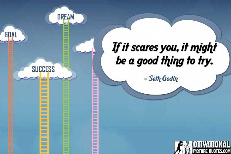 motivational career quotes by Seth Godin