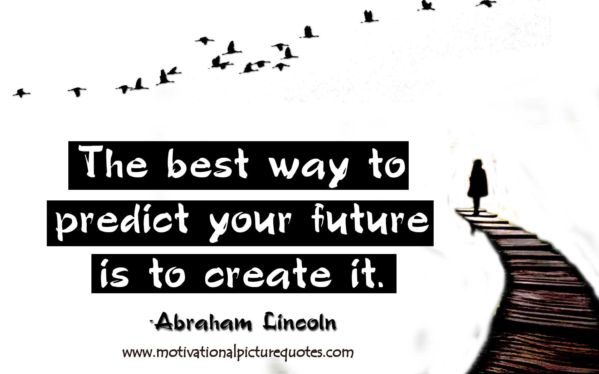 Inspirational Quotes About Future Plans In Life