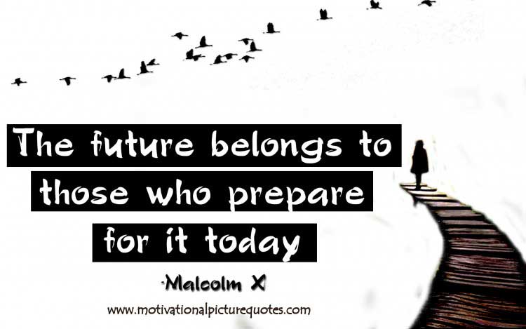 Best Motivational quotes about Future