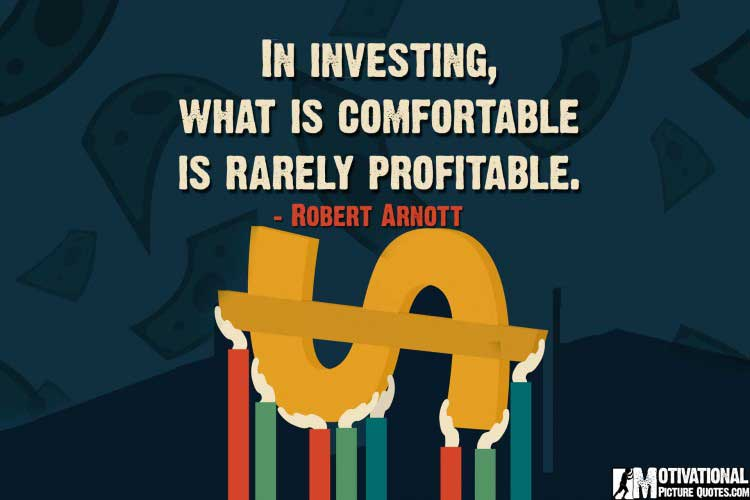 motivational investment quotes by Robert Arnott