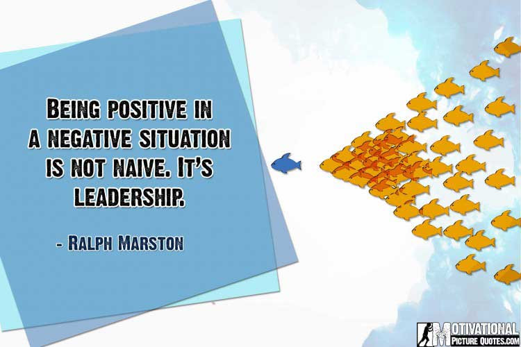 inspiring leadership quotes by Ralph Marston
