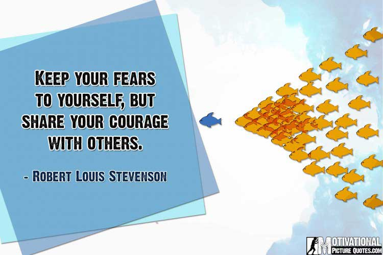 quotes of great leaders by Robert Louis Stevenson