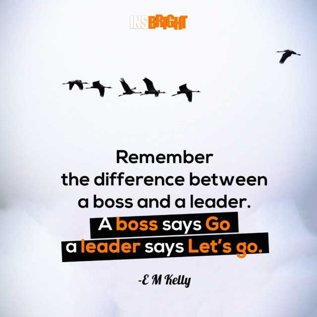 Leadership Quotes for Kids by E M Kelly