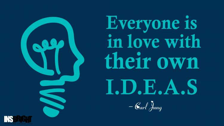 best ideas quotes pic by Carl Jung
