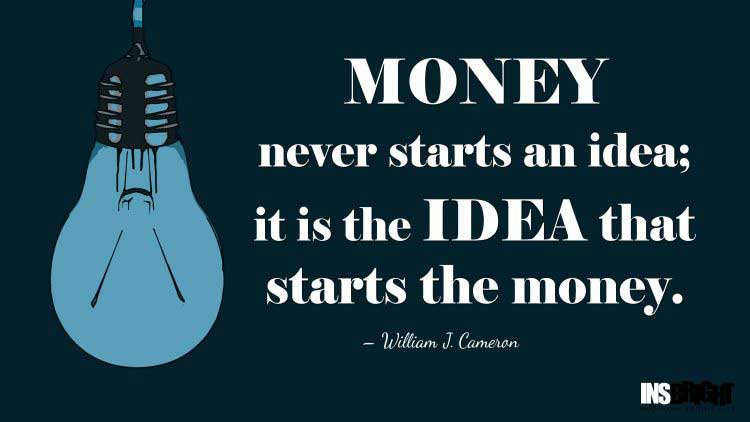 William J. Cameron quotes of ideas
