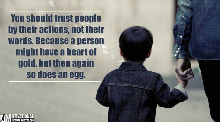 best trust quotes