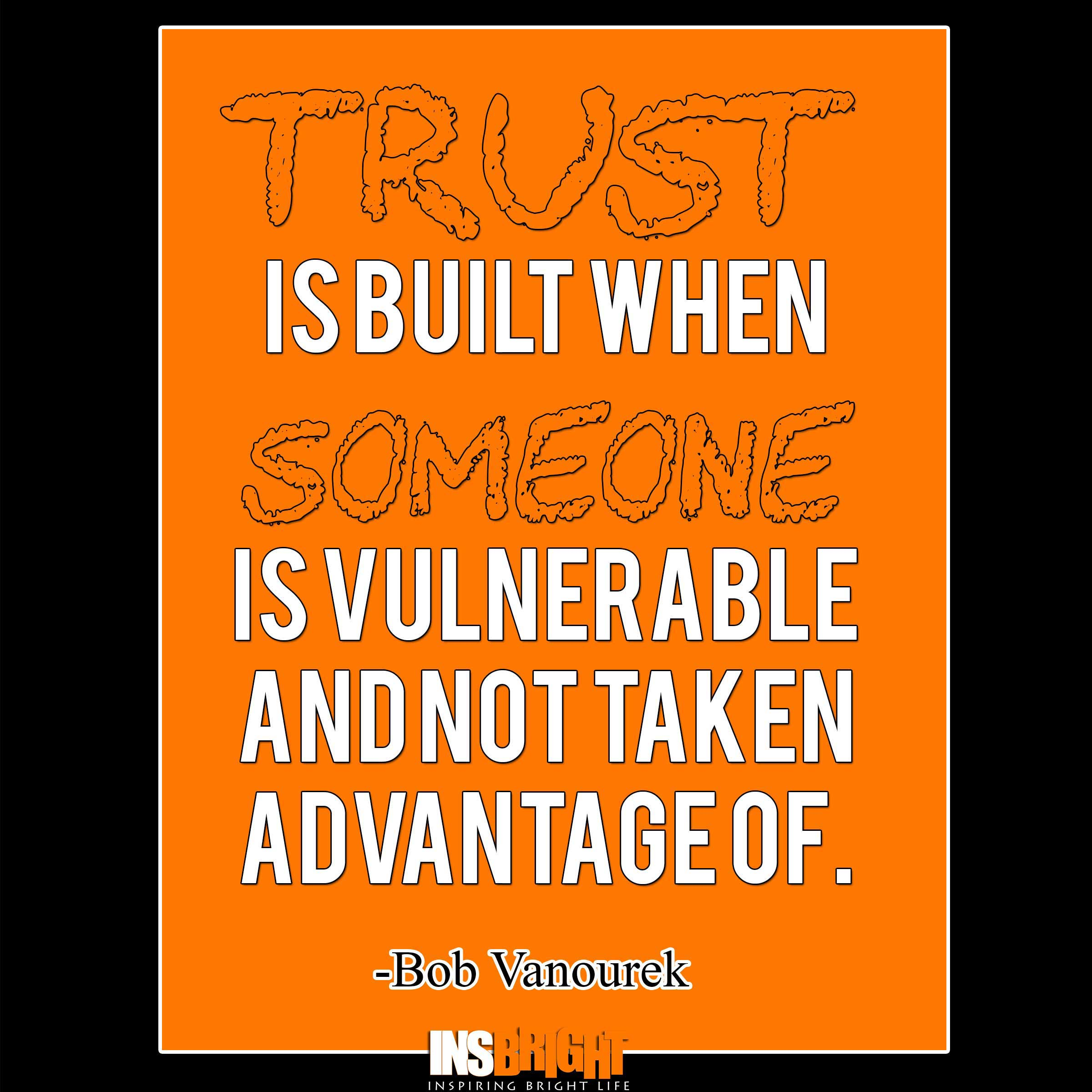 Trust Quotes Pic: 45+ Inspirational Trust Quotes With Images