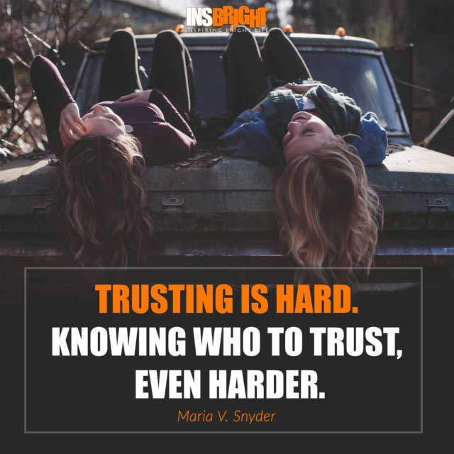 trust issues quotes for her