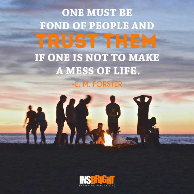 trust others quotes