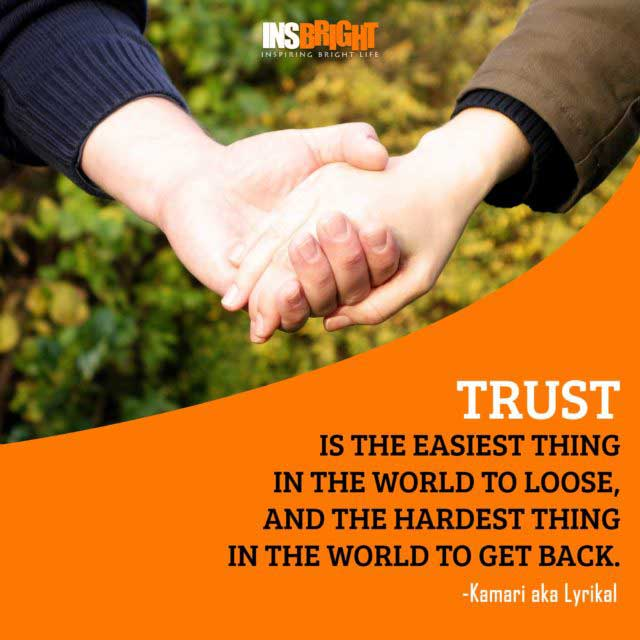 trust quotes for her