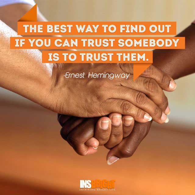 trust quotes images
