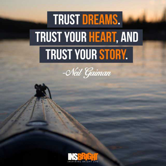 trust your heart quotes
