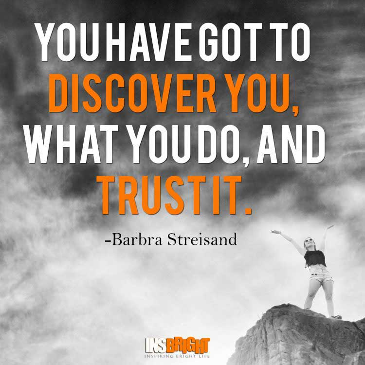 trust yourself quotes images