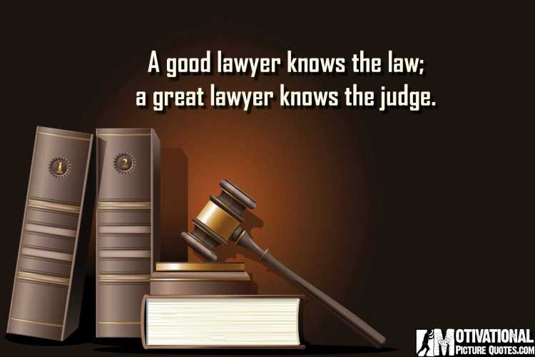 best quotes on lawyer