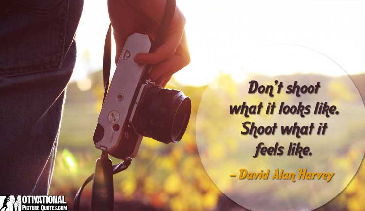 motivational photography quotes by David Alan Harvey