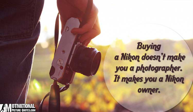 short photography quotes