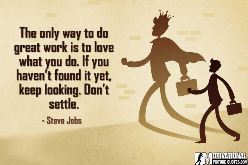 Quotes from Successful Entrepreneurs by Steve Jobs